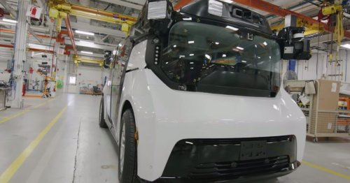 Cruise receives $5 billion credit line from GM to purchase Origin EVs - Electrek