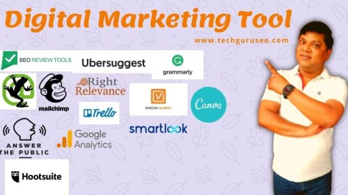 17 Digital Marketing Tools You Can Use For FREE