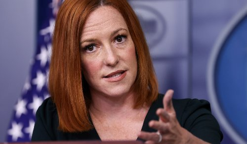 Psaki Dubiously Claims Migrant Influx 'Began during the Trump Administration' | National Review