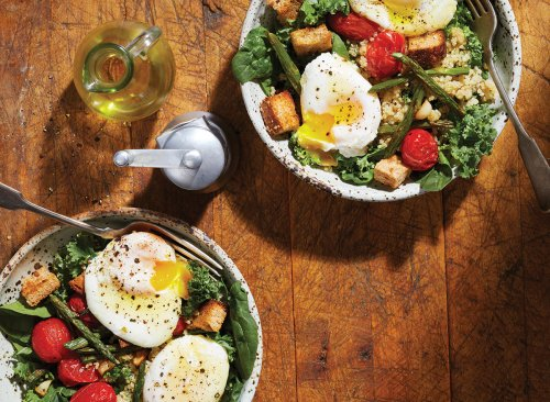 35+ Healthy Non-Boring Salad Recipes | Eat This Not That