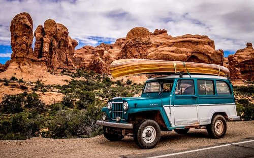 """""""Utah's Mighty 5""""- TOP National Parks"""