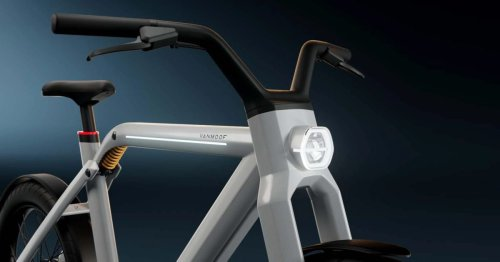 VanMoof unveils 31 mph 'hyperbike' electric bicycle with two motors and full suspension