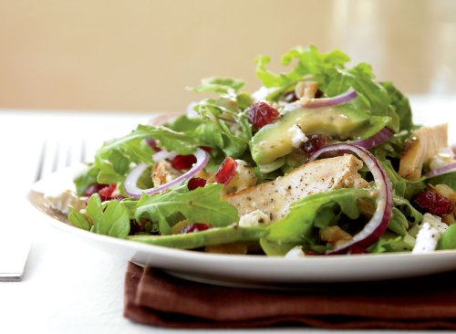 Healthy Grilled Chicken Salad With Avocado Recipe | Eat This Not That