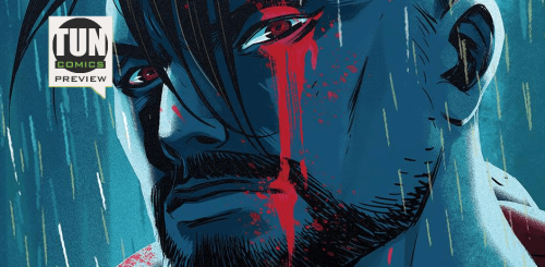 Comics Preview | April 28th 2021 - The Unheard Nerd