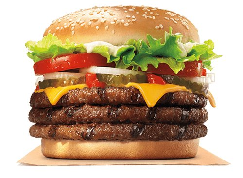 Unhealthiest Fast Food Burgers, Ranked By Nutrition   Eat This Not That