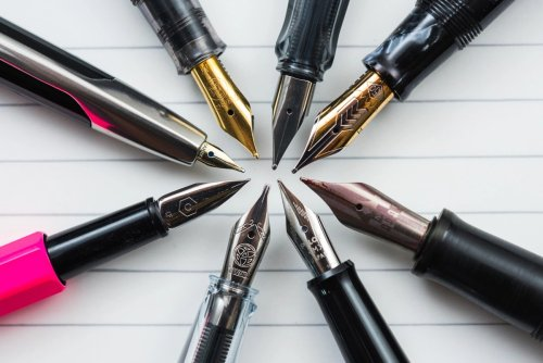 Fountain Pen Nib Options For Beginners – How To Choose Your New Nib