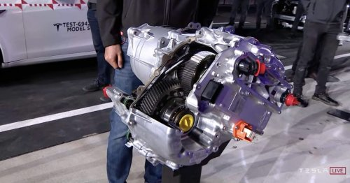 Elon Musk elaborates on Tesla's new electric motor, teases even crazier motor for new Roadster - Electrek