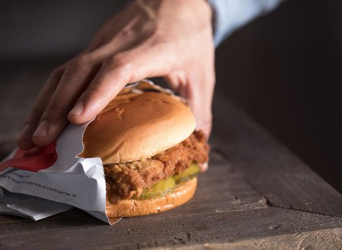 The 5 Best-Selling Chicken Sandwiches in America—Revealed