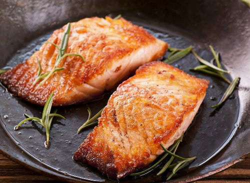 The #1 Reason Why You Shouldn't Eat Salmon, According to Science | Eat This Not That