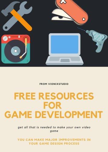 Game Development Starter Kit - VionixStudio