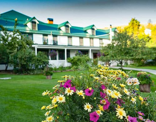 Chico Hot Springs - A Slice of Paradise in Montana