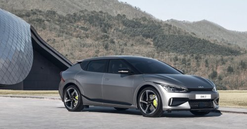 Kia reports strong demand for its sleek new EV6 electric crossover with starting price of ~$45,000 - Electrek