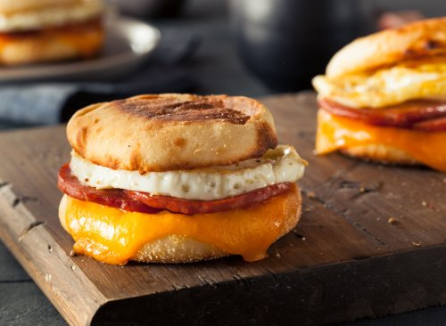 This is The Best Fast Food Breakfast Sandwich | Eat This, Not That!