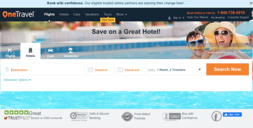 Single Best Website to Find and Book Hotels in the United States