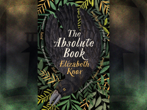 The Absolute Book by Elizabeth Knox - The Fantasy Inn