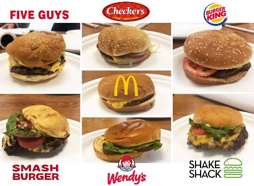 This is the Best Fast-Food Cheeseburger   Eat This Not That