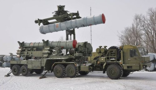 Russian Troops Start Receiving The First S-500 Systems - Smartencyclopedia