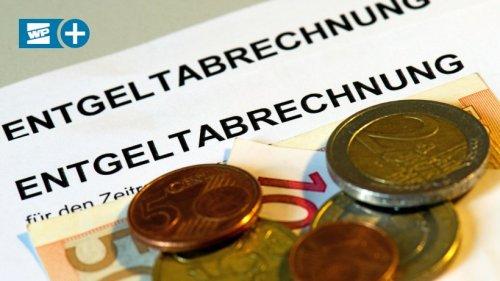 Viele Beschäftigte verdienen weniger als 20 Euro