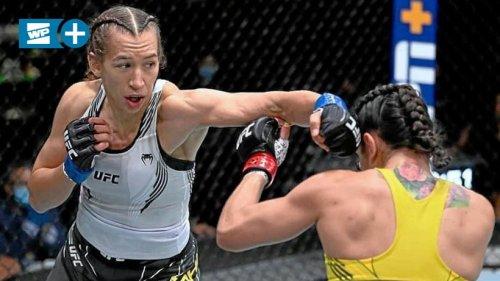 """Mandy Böhm über UFC-Debüt: """"Vielleicht war ich zu glücklich"""""""