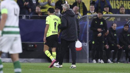 BVB: So ist der Stand bei Mittelfeldspieler Mahmoud Dahoud