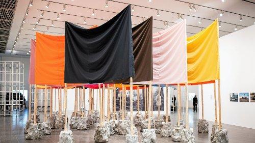 Düsseldorf liegt am Redestrom des Joseph Beuys