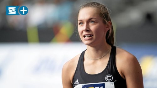 Überraschung: Gina Lückenkemper startet doch nicht im Einzel