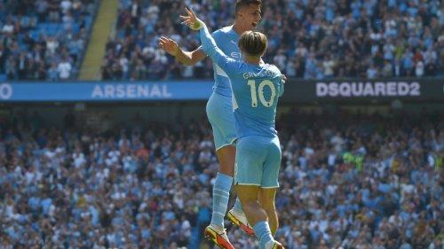Manchester City überrennt in Überzahl Arsenal