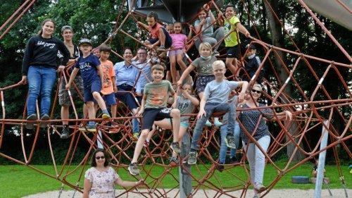 Kreis Kleve: Eine Zeltstadt für die Sommerferienkinder