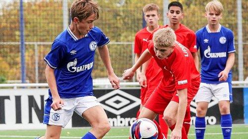 Schalke: Die Knappenschmiede hat diese U-15-Nationalspieler
