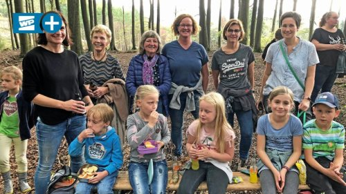 Uentroper Schnadegang mobilisiert Dorf - Fast 100 Teilnehmer