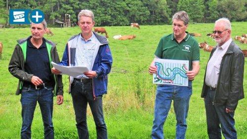 Regionalplan: Wittgensteins Landwirte sehen Höfe in Gefahr