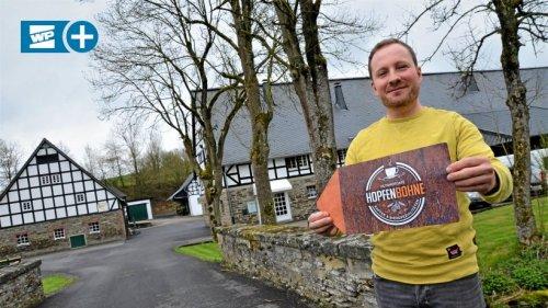 Hopfenbohne: Timo Brune öffnet bald Café in Heiminghausen