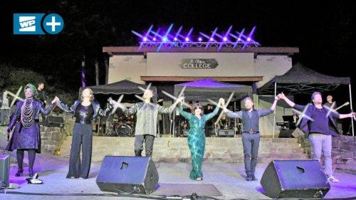 Stars der Musical-Szene rocken Freilichtbühne Hallenberg