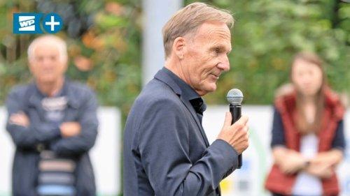 Fußball-WM 2022 in Katar: BVB-Boss Watzke lehnt Boykott ab
