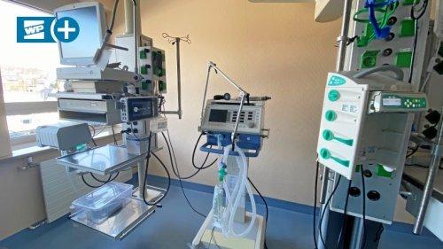 Olpe: Covid-Patienten auf Intensivstation immer jünger