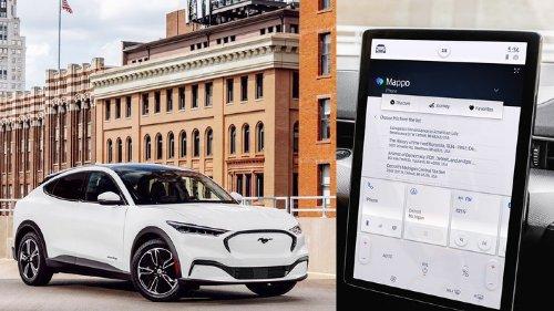 Ford und Mappo ermöglichen Reiseempfehlungen auf Basis von Geschichten, Historie, Büchern, Filmen und Musik