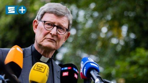 13.700 Euro im Monat: Volles Gehalt für Woelki bei Auszeit
