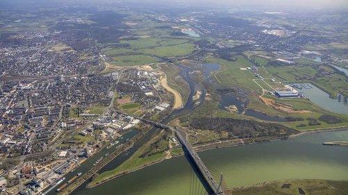 Wesel von oben: Über 100 faszinierende Luftbilder der Stadt
