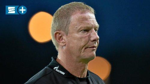 1:5-Klatsche in Düsseldorf: Das sagt Schalke-Coach Fröhling