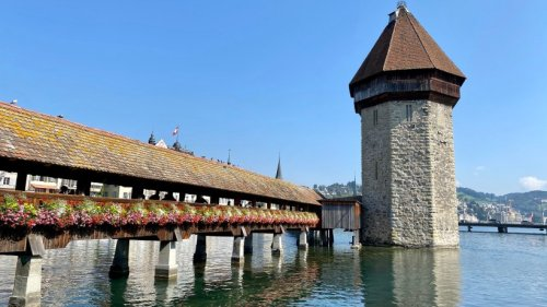 Luzern: Erlebnisse am Berg, auf dem See und in der Stadt