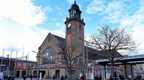 Hagen: Hauptbahnhof wird zur Waffenverbotszene