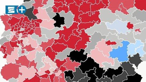 Prognose: Die wahrscheinlichen Sieger in Ihrem Wahlkreis