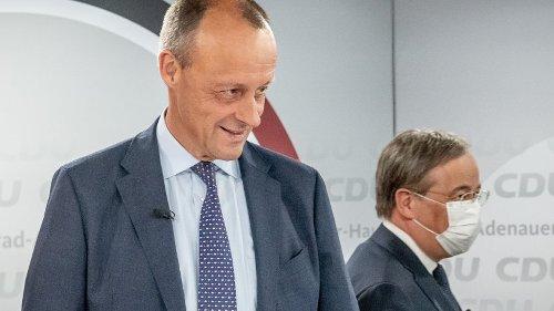 Werte-Union: Merz fordert Austritt aller CDU-Mitglieder