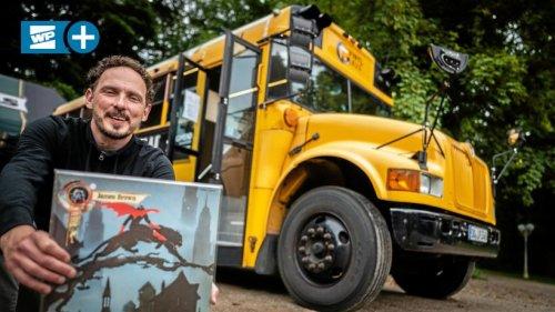 Vinylbus: Rollender Schallplatten-Laden kommt ins Sauerland