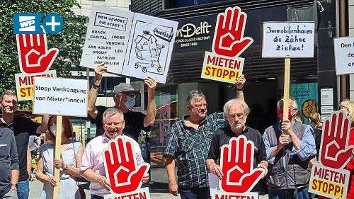 Düsseldorfer Akteure fordern Mietenstopp