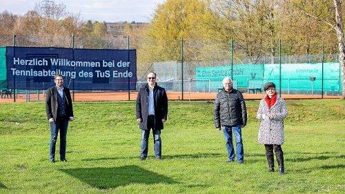 Herdecker Dörken-Stiftung hilft heimischen Sportvereinen