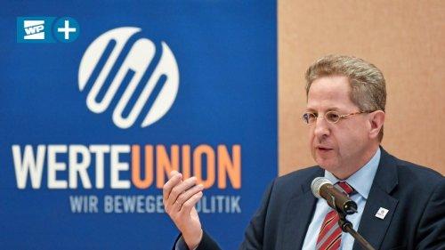 Düsseldorf: Kritik an Werte Union-Vorsitzendem