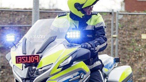 Arnsberger Biker in Meschede erwischt: Illegales Rennen?