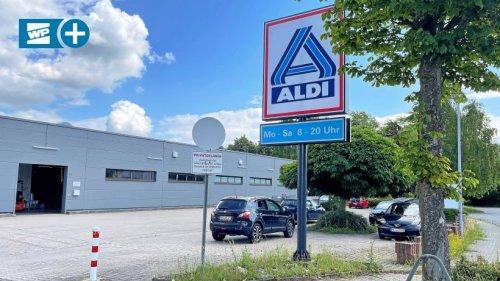 Makler bietet Aldi-Markt in Menden zum Kauf – was heißt das?