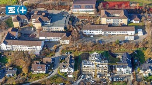 Graffitis, Müll, Scherben: Probleme am Esloher Schulzentrum